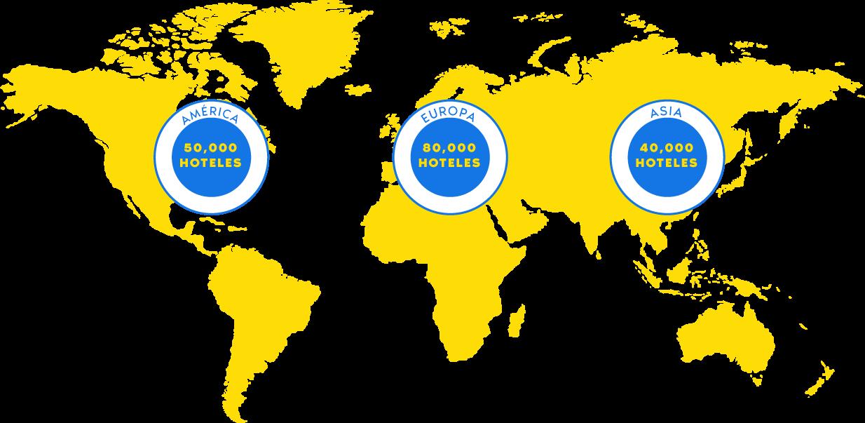 mapa international